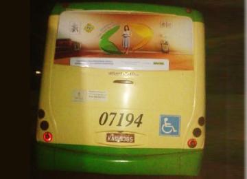 Brasil Busdoor